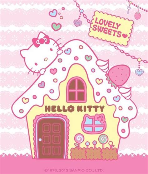 hello kitty house wallpaper 175 best cute and cool wallpapers images on pinterest