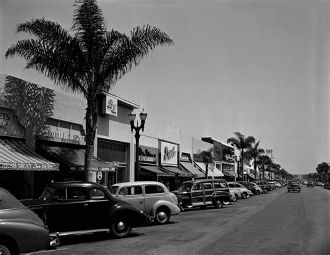 vintage ls los angeles 14 colorful photos of los angeles in 1952 laist huffpost