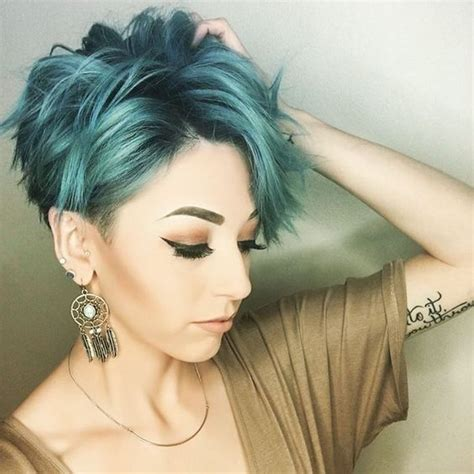 short hair cuts for crossdressers 10 stylish messy short hair cuts attractive women short