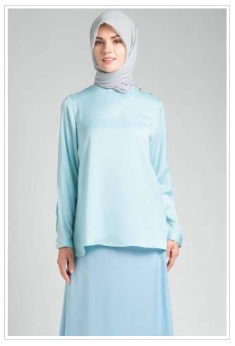 desain gamis ria miranda contoh foto baju muslim modern terbaru 2016 inspirasi
