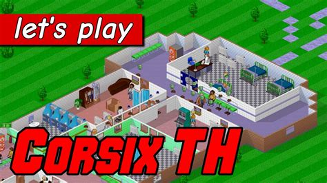 theme hospital making money let s play corsixth 0 4 rude custom map in free theme