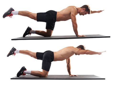 a beginner s guide to abs exercises s health
