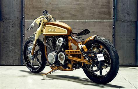 Motorrad Tank Zierstreifen Lackieren by Yamaha Xv950 Von Matt Black Customs