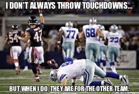 Tony Romo Meme - nfl memes tony romo