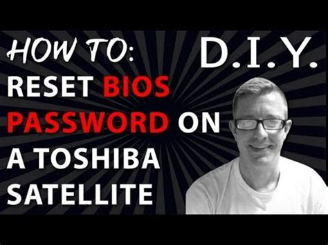 reset bios toshiba satellite c655 how to reset bios password on a toshiba satellite laptop
