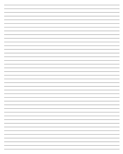 lined paper template for word 2010 7 best images of printable meeting note taking template
