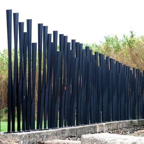 metal fencing screen landscape architecture landscape