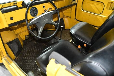 1974 volkswagen thing interior 1974 volkswagen thing branson auction and