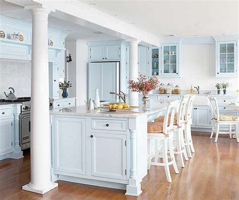 light blue kitchen ideas 20 charming cottage style kitchen decors
