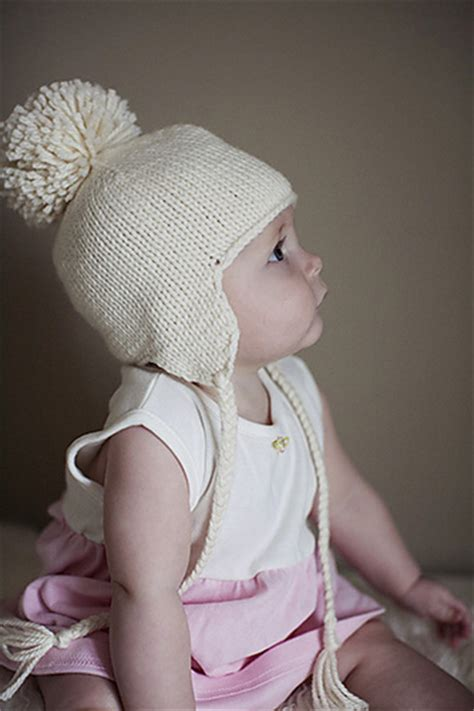 knitting pattern earflap hats for toddlers earflap hat knitting patterns in the loop knitting