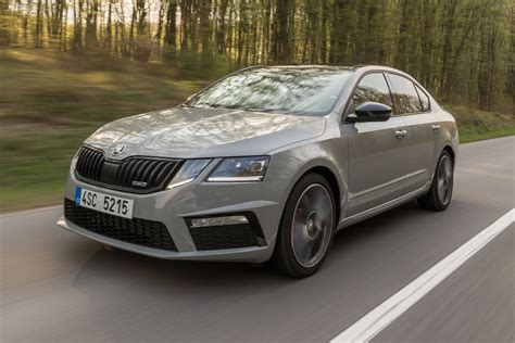 new skoda new skoda octavia vrs 2017 review auto express