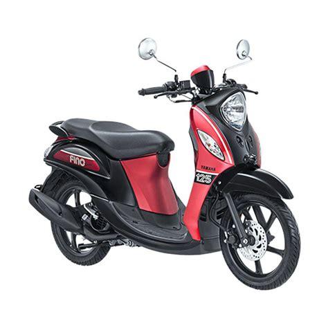 Yamaha New Fino 125 Sporty jual yamaha new fino 125 sporty sepeda motor sprint