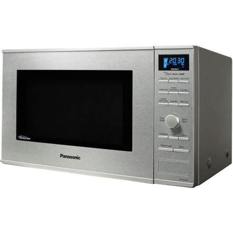 Microwave Panasonic Nn Sd681s panasonic nn sd681s stainless 1200w 1 2 cu ft countertop