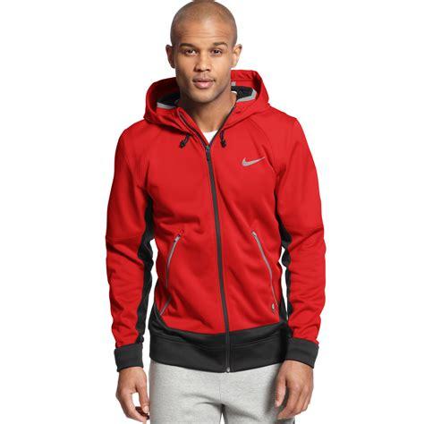 Vest Nike Michael Jaket Hoodie Zipper Sweater Ym01 2 lyst nike outdoor tech basketball hoodie in for