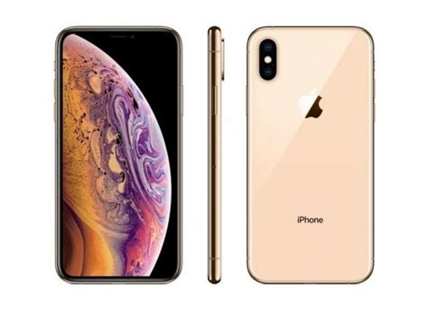 apple iphone xs  gb gold excellent condition