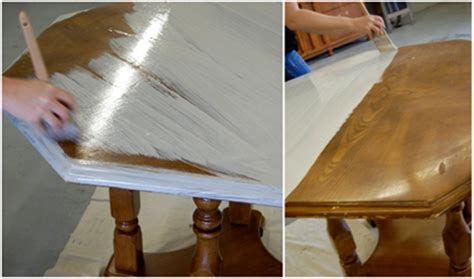 Preparing Kitchen Cabinets For Painting Before And After Basics Whitewash Design Sponge