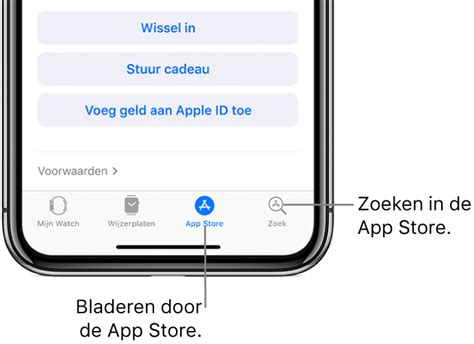 apps ordenen en toevoegen aan je apple  apple support