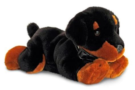 plush rottweiler rottweiler soft plush ronnie 12 quot 30cm stuffed animal by keel toys new ebay