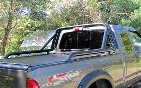 truck bed roll bars roll bars