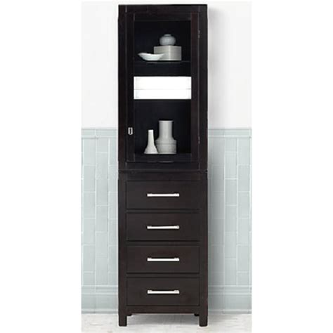 black bathroom storage tower black linen cabinets for bathroom home design ideas
