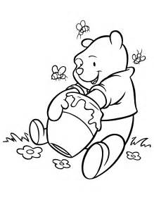 winnie the pooh coloring pages free printable winnie the pooh coloring pages for