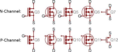 transistor mosfet function how to read a schematic learn sparkfun