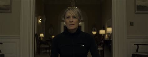 question about robin wright house of card watchers may black long sleeve sport shirt claire in house of cards