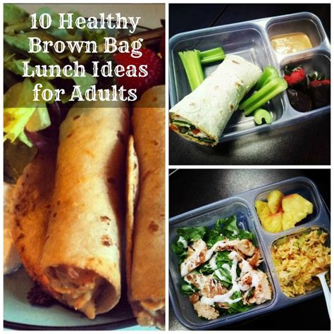 10 healthy brown bag lunch ideas for adults the group board on pinterest pinterest bags