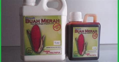 Minyak Urut Tradisional Dayak obat tradisional indonesia uji ilmiah minyak buah merah
