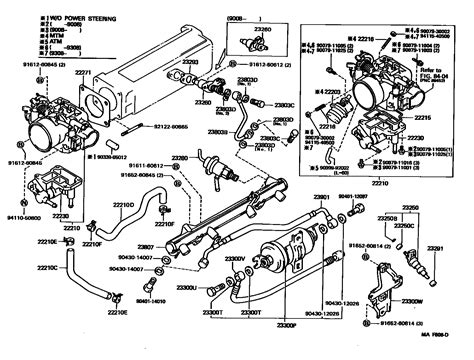 22re engine diagram 86 toyota wiring diagram get free image about