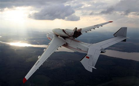 Space Army Bomber For ukrainian antonov an 225 mriya which is acknowledged to be the world s largest plane up to date