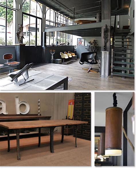 Decoration Industriel by D 233 Co Maison Industrielle
