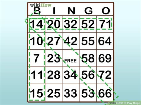 how to play with a how to play bingo 13 steps with pictures wikihow
