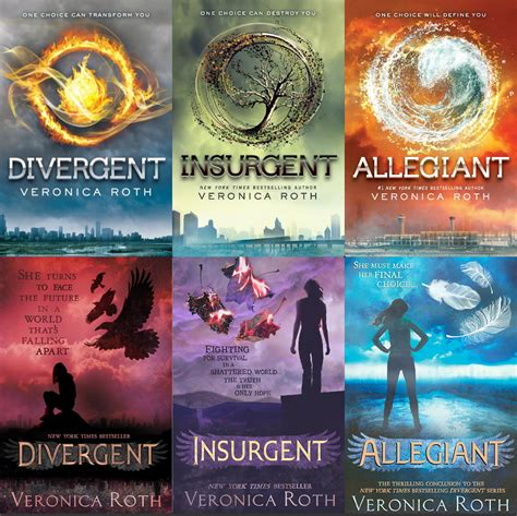 the the trilogy books divergent trilogy by roth quinnreviews