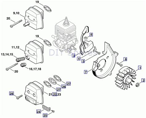 stihl bg 86 blower parts diagram stihl bg 86 blower parts diagram automotive parts