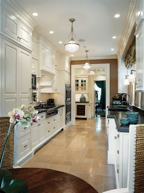 ideas for galley kitchens galley kitchens designs home design and decor reviews