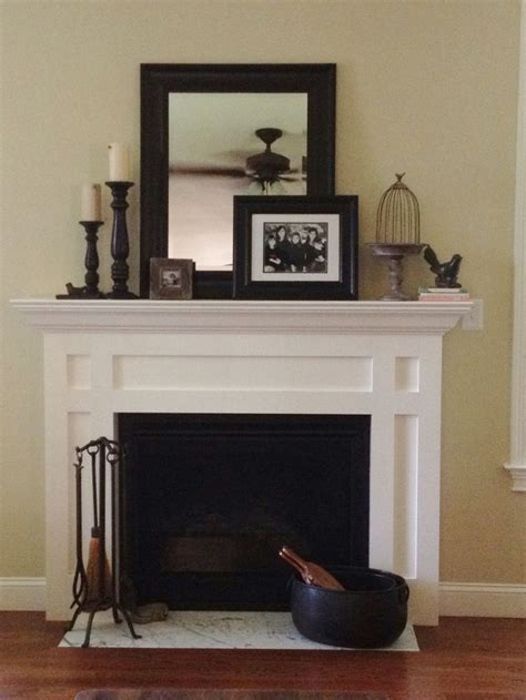 fireplace mantels decor woodworking projects plans