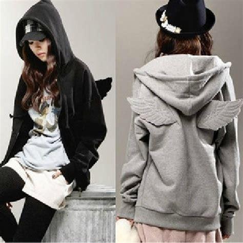 Hr Outwear Jaket Hoodie Since 2014 new wings hoodie jacket sweatshirt