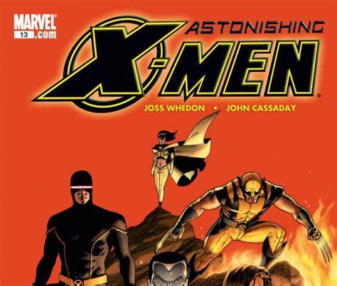 astonishing x men by whedon 0785161953 astonishing x men 2004 13 comics marvel com