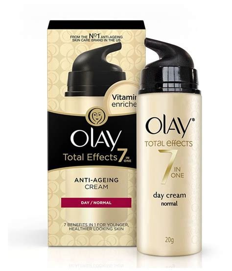 Olay Total Effect 20 Gr olay total effect 7 in 1 anti ageing skin normal 20