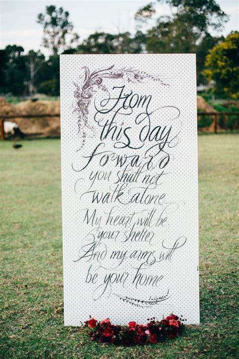 Wedding Banner by 25 Best Ideas About Wedding Banners On Burlap