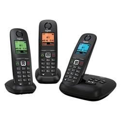 siemens gigaset a540a trio t 233 l 233 phone sans fil r 233 pondeur
