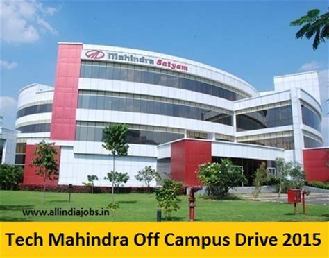 Mba In Telecom Management In Mumbai by Tech Mahindra Openings For Freshers Walkin