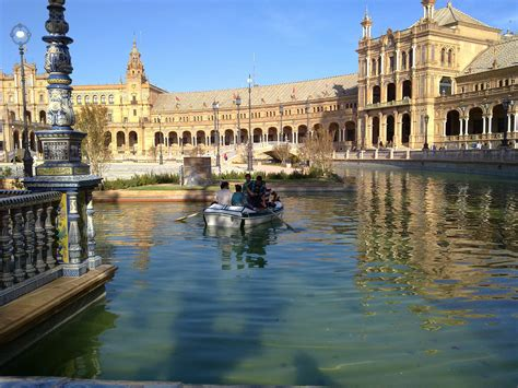 of seville spain with four family favourites in seville