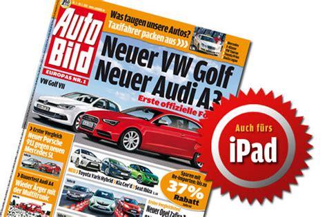 Autobild Cover by Neue Kompakte 2012 Audi A3 Vw Golf Und Mercedes A Klasse
