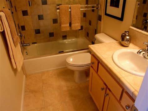 Bathroom renovations the efficient ways think global print local