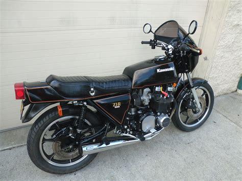 Kawasaki Z1r by 1980 Kawasaki Z1r Kz1000 Bike Urious