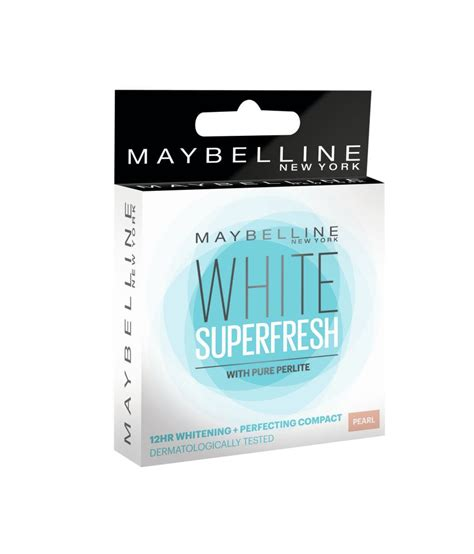 Maybelline New York White Fresh maybelline new york white fresh pearl compact 8 g