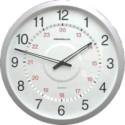 clock large atomic wall clocks bold and dramatic homes and