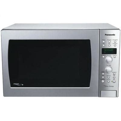 Panasonic Microwave Ovens Countertop by Panasonic 1 5 Cu Ft Countertop Convection Microwave Oven